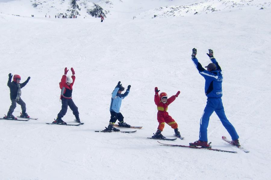 Skischule sarntal reinswald